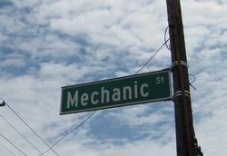 Mechanic Street